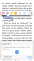 iOS Kindle Annotation Highlight Options