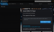 Followup DirecTV Player Install Notice