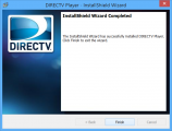 Followup DirecTV Player Install Successful