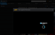 DirecTV Player Starting