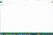 Surface Pro 3 Excel
