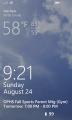 Windows Phone 8.1 Lock Screen