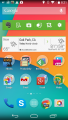 Android 4.4.4 Home Screen 1
