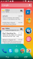 Android 4.4.4 Home Screen 2