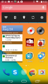 Android 4.4.4 Home Screen 3
