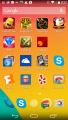 Android 4.4.4 Home Screen 4