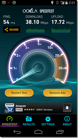 T-Mobile LTE Performance