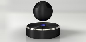 Om One Levitating Bluetooth Speaker