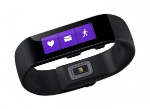 Microsoft Releases its Wearable, the Band