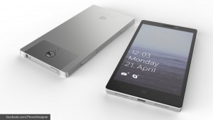 Surface Smartphone Concept: An Active Digitizer is Different Than a Capacitive Stylus