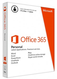 Amazon Lightning Deal: Microsoft Office 365 Personal for $26.77